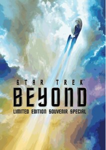 Star Trek Mag Beyond Souvenir Edition