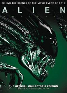 Alien Covenant Collectors Ed HC