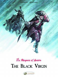 Marquis of Anaon GN Vol 02 Black Virgin