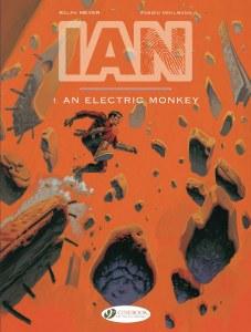 Ian GN Vol 01 An Electric Monkey