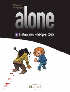 Alone GN Vol 09 Before The Midnight Child