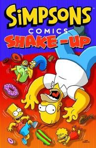 Simpsons Comics Shake Up TP