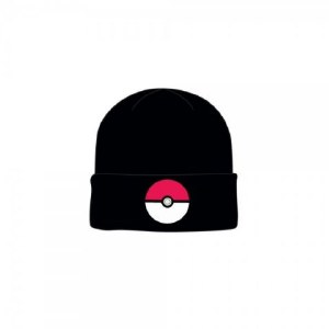 Pokemon Pokeball Cuffed Beanie
