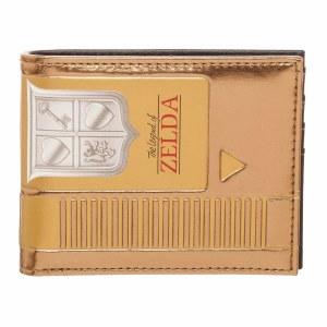 Nintendo Legend Of Zelda Cartridge Bi-Fold Wallet