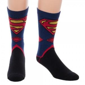 Superman Suit Up Crew Socks