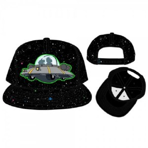 Rick And Morty Shuttle Cap