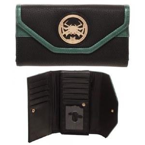 Thor Ragnarok Hela Flap Wallet