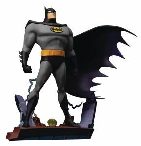 Batman the Animated Series Batman ArtFX+ Statue Opening Version