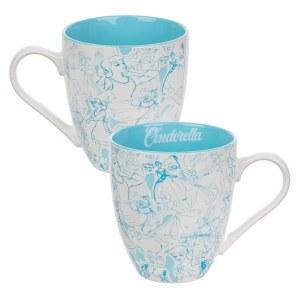Cinderella 16 oz. Concept Art Ceramic Mug