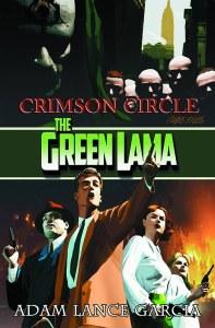 Green Lama Crimson Circle Prose Novel
