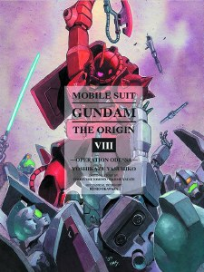 Mobile Suit Gundam Origin Vol 08