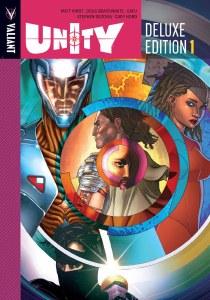 Unity Deluxe HC Vol 01