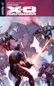 X-O Manowar TP Vol 09 Dead Hand