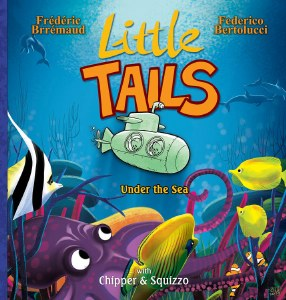 Little Tails Under The Sea HC Vol 06