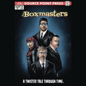 Boxmasters Twisted Tale Through Time GN