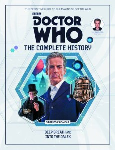 Doctor Who Comp Hist HC Vol 74 12Th Doctor Stories 255-256