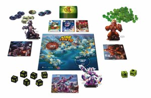 King of Tokyo 2nd Edition Board Game