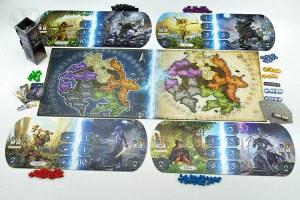 Immortals Board Game