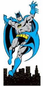 Batman Notecard