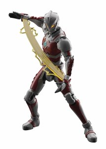 Ultraman The Animation Suit A Action Fig-Rise Std Mdl Kit