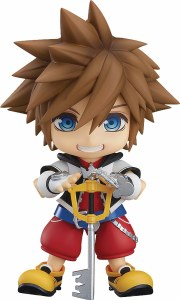 Kingdom Hearts Sora Nendoroid AF