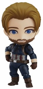 Avengers Infinity War Captain America Nendoroid AF Deluxe Version