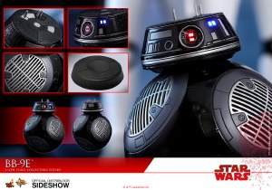 Hot Toys Star Wars The Last Jedi BB-9E 1/6th Scale AF