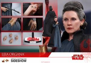Hot Toys Star Wars The Last Jedi Leia Organa 1/6 AF