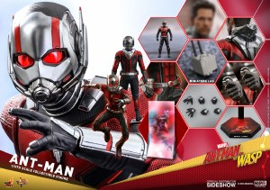 Hot Toys Ant-Man and the Wasp Ant-Man 1/6 Action Figure