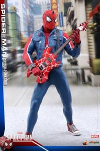 Hot Toys Spider-Man Video Game Spider-Punk 1/6 Action Figure