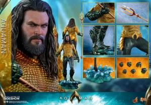 Hot Toys Aquaman Movie Aquaman 1/6 Scale AF