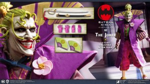 Batman Ninja Joker 1/6 Collection Special Version Action Figure