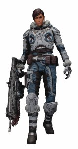 Gears Of War Kait Diaz 1/12 Action Figure