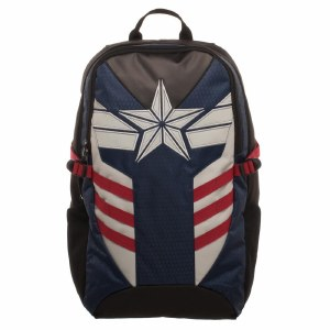 Captain America Suit Up Built Up Kids' Backpack