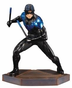 DC Comics Nightwing Titans Series ArtFX Statue