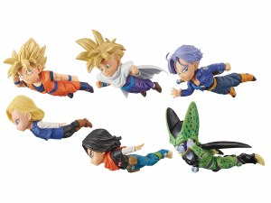 Dragon Ball Z World Coll Historical Characters Vol 2 Assorted Boxed Figurine