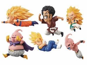 Dragon Ball Z World Coll Historical Characters V3 Assorted Boxed Figurine