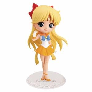 Sailor Moon Eternal Q-Posket Super Sailor Venus V2 Figurine