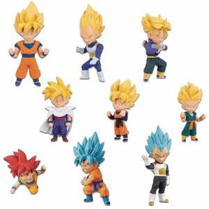 Dragon Ball Super World Collectible Saiyan Blind Box Figure