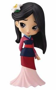 Disney Q-Posket Mulan Figure