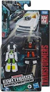 TransFormers Earthrise War for Cybertron Trip-Up/Daddy-O Micromasters AF 2 Pack