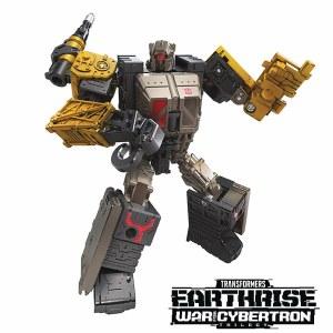 Transformers Earthrise War for Cybertron Ironworks AF