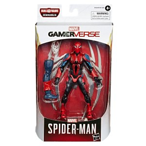 Marvel Legends Spider-Man Video Game Spider-Armor Mark III Spider-Man AF