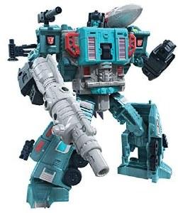 Transformers Earthrise War for Cybertron Leader Doubledealer AF