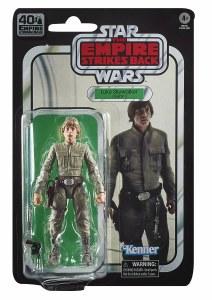 Star Wars Black ESB 40th Bespin Luke Skywalker 6in AF