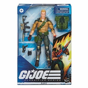 GI Joe Classified 6 In Duke AF