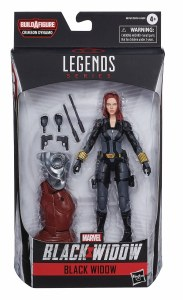 Marvel Legends Black Widow Movie Black Widow Action Figure