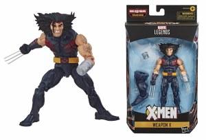 Marvel Legends Age of Apocalypse X-Men Weapon X AF