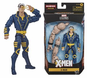 Marvel Legends Age of Apocalypse X-Men X-Man AF