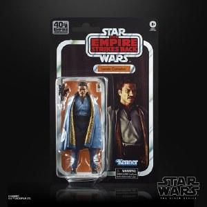 Star Wars Black ESB 40th Lando Calrissian 6in AF